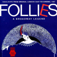Follies (Highlights) 1987 Original London Cast CD